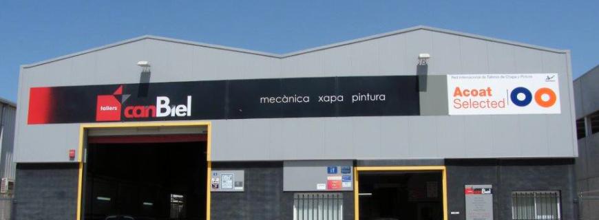 El centro de chapa y pintura de Can Biel se asocia con  Acoat Selected